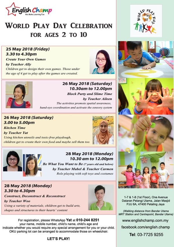 World Play Day 2018 1
